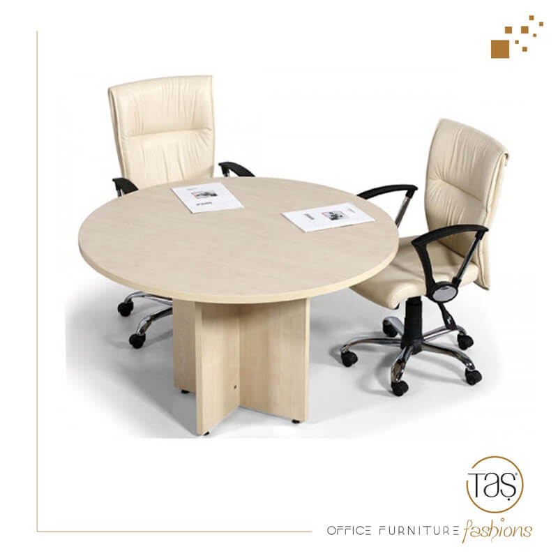 Regina Yuvarlak Toplantı Masası
