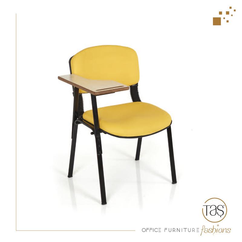 Form Sandalye Konferans Sabit Yazı Tahtalı