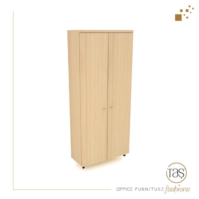 Vestiyer Dolap - Ortadan Dikmeli  80x45x185